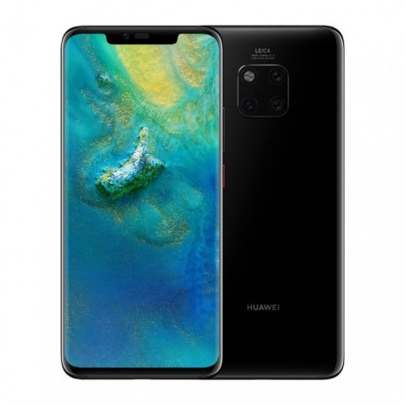 "Smartphone Huawei Mate 20 Pro 6.39"" 128GB Dual SIM Preto + Oferta Huawei Mate 20 Lite"