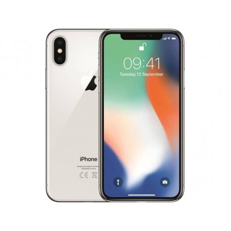 Smartphone Apple iPhone X 64GB Recondicionado