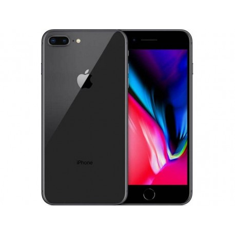 iPhone 8 Plus Recondicionado - APPLE Grade A+ (5.5'' - 3 GB - 64 GB - Cinzento sideral)
