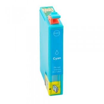 Tinteiro Compatível EPSON 603XL T03A2/T03U2 (603XL) Ciano