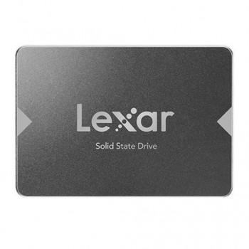 "Disco SSD Lexar 256GB NS100 2.5"" SATA III SSD - LNS100-256RB"