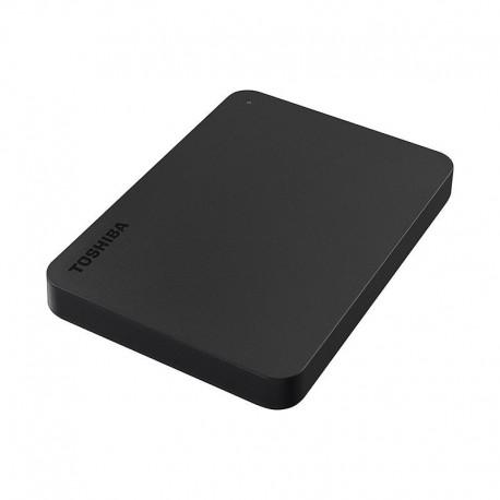 Disco Externo Toshiba 2TB Canvio Basics 2.5 USB 3.0 Black - HDTB420EK3AA