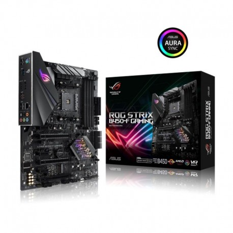 Motherboard ASUS ROG STRIX B450-F GAMING AMD AM4 B450 4DDR4 USB 3.1