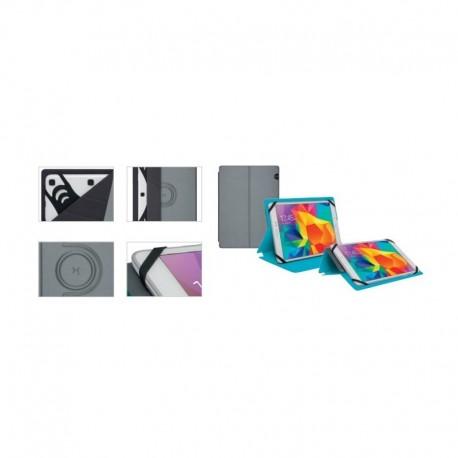 "Capa MOBILIS C1 Universal para Tablet 8-9"" Grey/Blue - 019073"