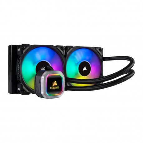 Corsair Hydro Series H100i RGB PLATINUM - CW-9060039-WW