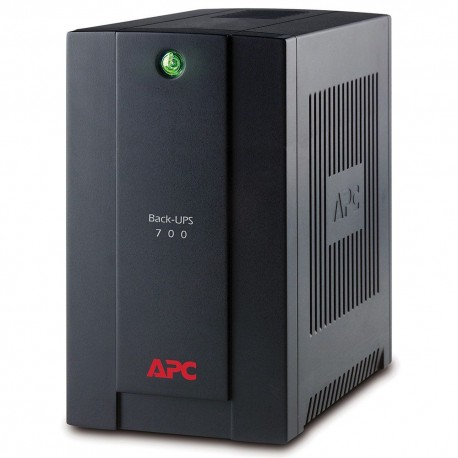 APC UPS Back-UPS Schuko BX700U 700VA 390W - BX700U-GR