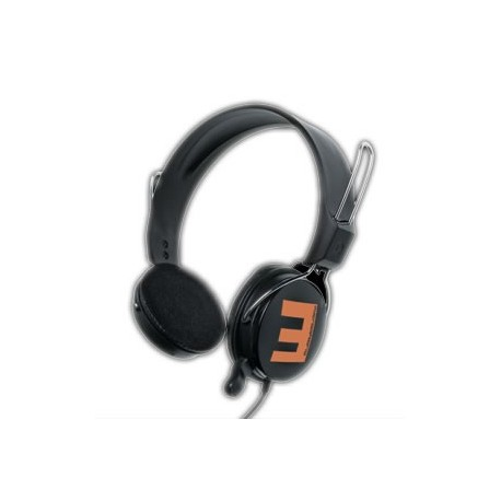 HEADPHONE HALFMMAN MODEL SH-13 ORANGE – NEW AGE SOUND
