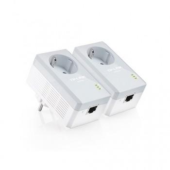 ADAPTADOR POWERLINE TP-LINK AV600 TL-PA4010P KIT 2UDS