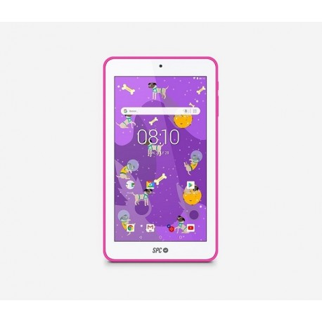 "Tablet SPC LAIKA 7"" 1024X600 Quad Core1.3GHz 1GB+ 8GB Camara videochamada Android 8.1 Azul"