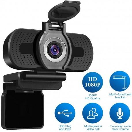 Webcam Larmtek W2 1080p