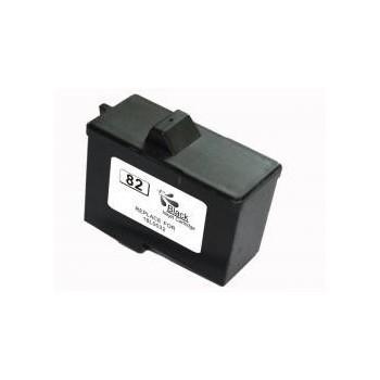 TINTEIRO COMPATÍVEL LEXMARK 18L0032 Nº 82 BLACK