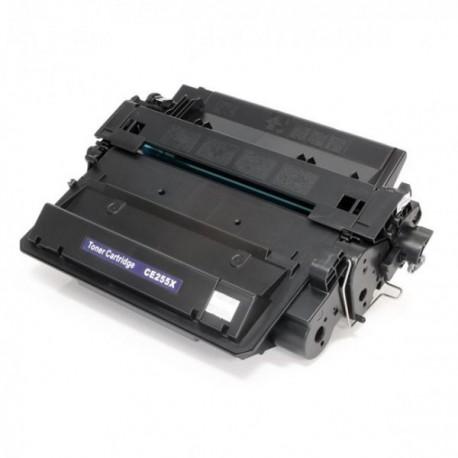 Toner HP 55X CE255X Black Compatível
