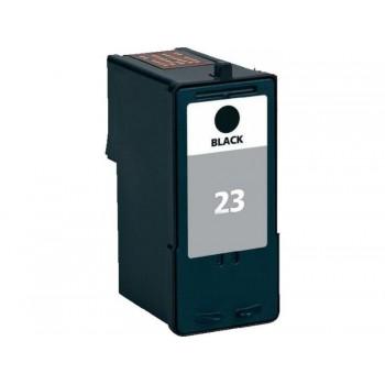 Tinteiro Lexmark 23 Preto  Compativel