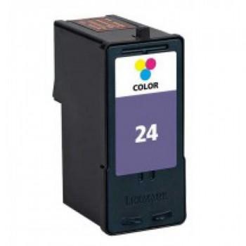 Tinteiro Lexmark 24 Tricolor