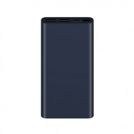 Powerbank Xiaomi Mi 2S 10000mAh Preta