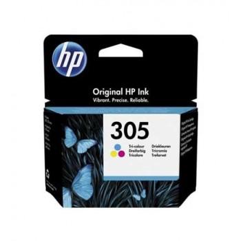 Tinteiro HP 305 Original Colorido