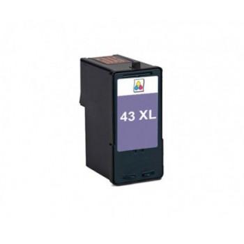 Tinteiro Lexmark 43 Cor Compativel