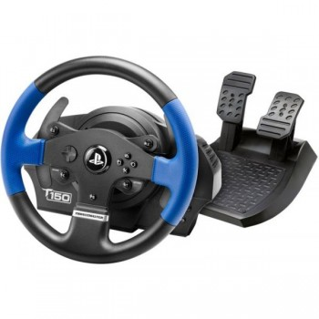 Volante + Pedais Thrustmaster T150 RS - PS4 / PS3 / PC