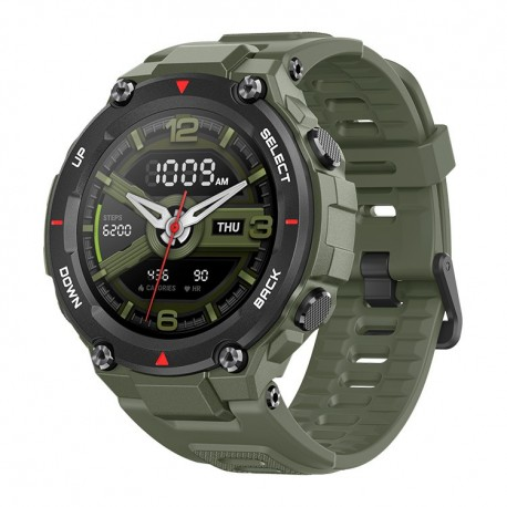 "Smartwatch Amazfit T-Rex 1.3"" Army Green"