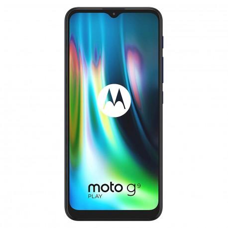 "Smartphone Motorola G9 Play 6.5"" 4GB/64GB Dual SIM Azul"