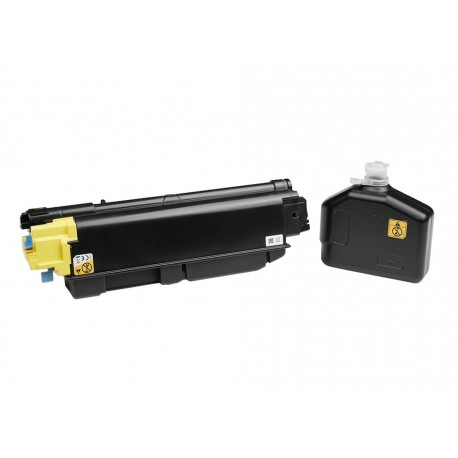 Toner Compatível Kyocera TK5270M Magenta - 6000 páginas