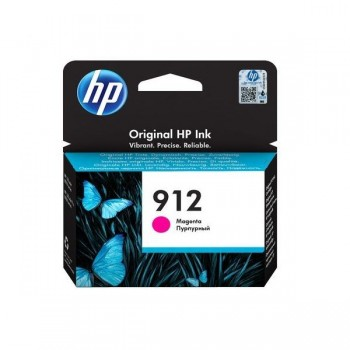 Tinteiro HP 912 Magenta Original