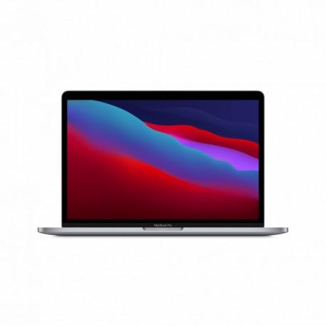 Macbook Pro APPLE Cinzento sideral - MYD82Y/A (13.3'' - Apple M1 - RAM: 8 GB - 256 GB SSD - Integrada)