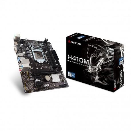 Motherboard Micro-ATX Biostar H410MH