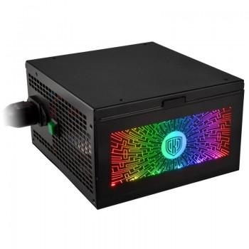Fonte de Alimentação Kolink 600W Core Series RGB