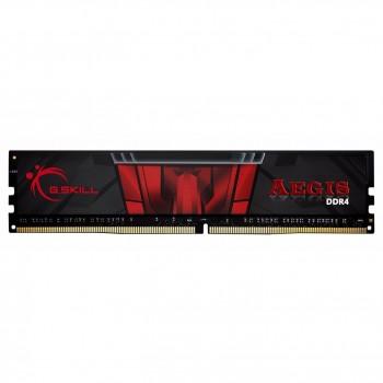 Memória RAM G.Skill 8GB Aegis DDR4 2400MHz PC4-19200 CL15 - F4-2400C15S-8GIS