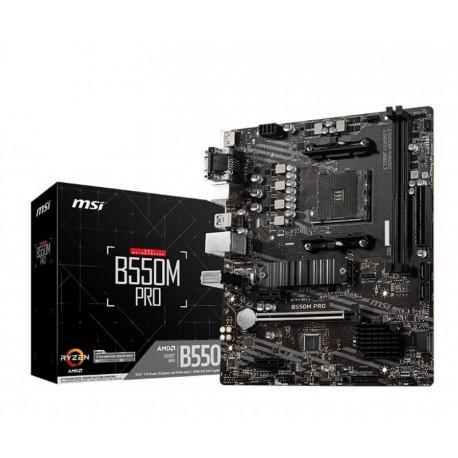 Motherboard MSI B550M Pro AM4