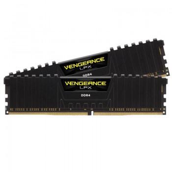 Memória RAM Corsair 16GB Vengeance LPX (2x 8GB) DDR4 3200MHz PC4-25600 - CMK16GX4M2B3200C16