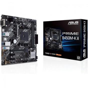 Motherboard Asus Prime B450M-K II AM4