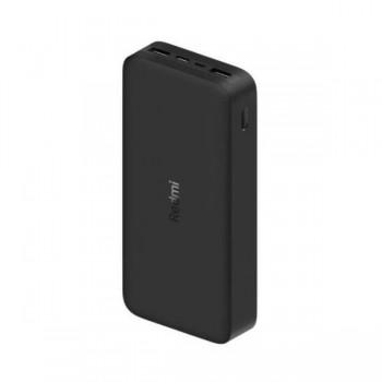 Powerbank Xiaomi Redmi 2 20000mAh 18W Fast Charge Black - VXN4304GL