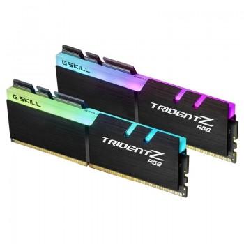 Memória RAM G.Skill 16GB Trident Z RGB (2x 8GB) DDR4 3200MHz PC4-25600 CL16
