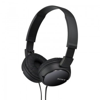 Headphones Sony MDR-ZX110 Pretos