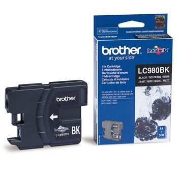 Tinteiro Original Brother LC980BK