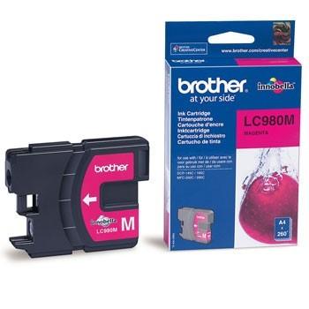Tinteiro Original Brother LC980M
