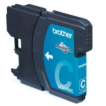 Tinteiro Original Brother LC1100C