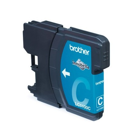 Tinteiro Original Brother LC1100C