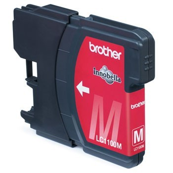 Tinteiro Original Brother LC1100M