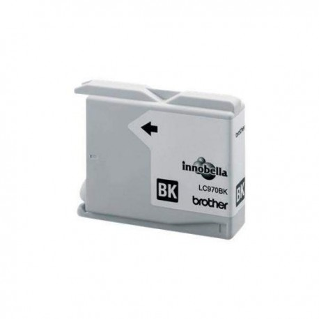 Tinteiro Original Brother LC970BK