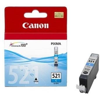 Tinteiro Original Canon CLI521C