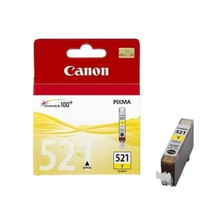 Tinteiro Original Canon CLI521Y