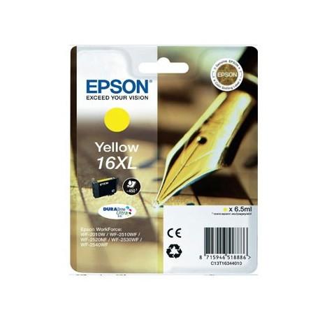 Tinteiro Original Epson 1634XL Amarelo