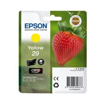 Tinteiro Original Epson Nº29 Amarelo