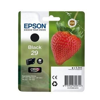 Tinteiro Original Epson Nº29 Preto