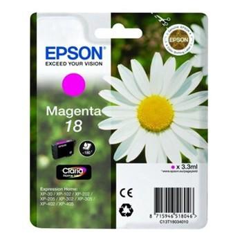 Tinteiro Original Epson Nº18 Magenta