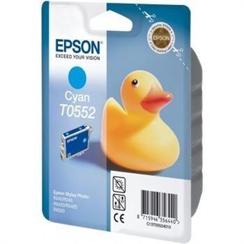 Tinteiro Original Epson T0552 Azul