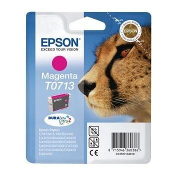 Tinteiro Original Epson T0713 Magenta